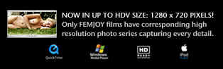 Films now in up to HDV size 1280x720